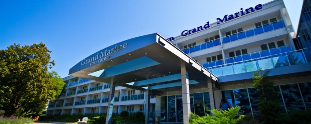 СПА-отель «Grand Marine»