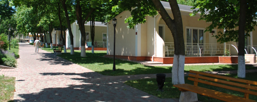 Пансионат в Одессе у моря - Пансионат «Совиньон». Wellness Резиденция